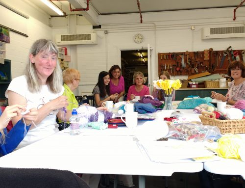 Craft Classes at Workaid in Chesham