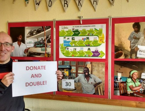 The Big Give Christmas Challenge: Donate and Double!